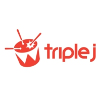 Logo of radio station 2JJJ - Triple J