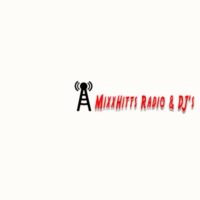 Logo of radio station Mixxhitts Radio