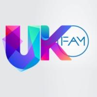 Logo de la radio UK Fam