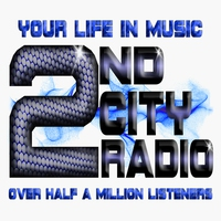 Logo of radio station 2NDCITYRADIO