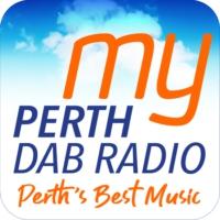 Logo of radio station My Perth Digital