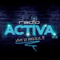 Logo de la radio Radio Activa La Paz