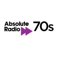 Logo of radio station Absolute Radio 70s
