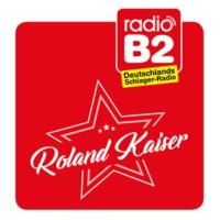 Logo of radio station radio B2 Roland Kaiser