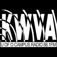 Logo de la radio KWVA 88.1 FM