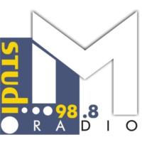Logo of radio station Studio M