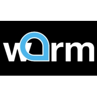 Logo de la radio Warm