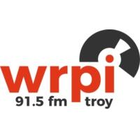 Logo of radio station WRPI 91.5