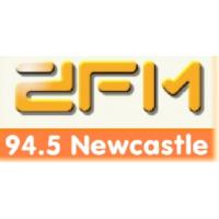 Logo of radio station ZFM