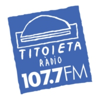Logo of radio station Titoieta Ràdio