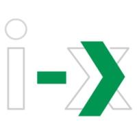 Logo of radio station I-X.LIVE