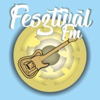 Logo of radio station Fesztivál FM