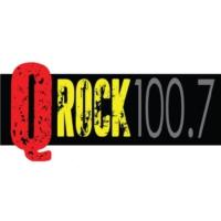 Logo de la radio WRXQ Q ROCK 100.7