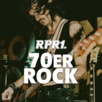 Logo de la radio RPR1. 70er Rock