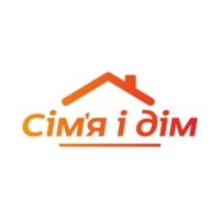 Logo of radio station Сім'я і дім FM