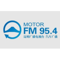 Logo of radio station 昆明汽车广播 FM95.4