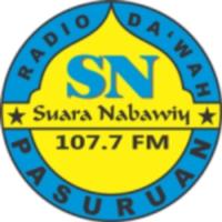 Logo de la radio Radio Suara Nabawiy FM 107.7