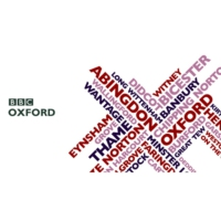 Logo of radio station BBC Radio Oxford
