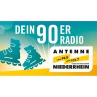 Logo de la radio Antenne Niederrhein - 90er Radio