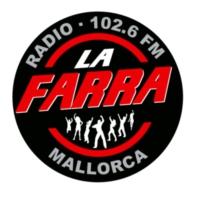 Logo de la radio La Farra Radio