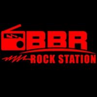 Logo of radio station BBR ROCK STATION