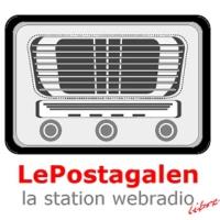 Logo of radio station LePostagalen la station webradio