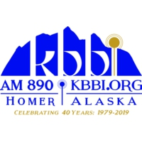 Logo of radio station KBBI AM 890