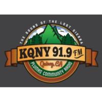Logo of radio station KQNY 91.9 FM