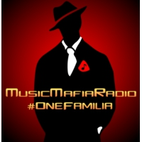 Logo of radio station Music Mafia Radio