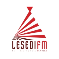 Logo of radio station Lesedi FM