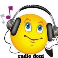 Logo of radio station Radio Doni