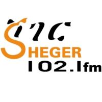 Logo de la radio Sheger 102.1 FM