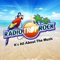 Logo of radio station Radio Trop Rock