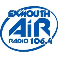Logo de la radio Exmouth AiR Radio 106.4