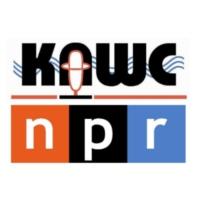Logo of radio station KAWC 1320