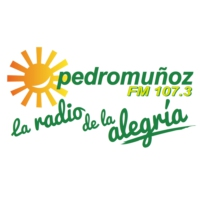 Logo of radio station Pedromuñoz FM 107.3