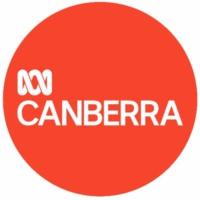 Logo of radio station ABC Radio CANBERRA
