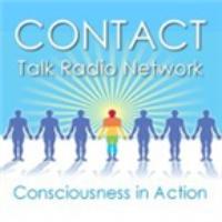 Logo of radio station Contact Talk Radio