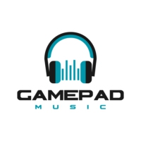 Logo de la radio Gamepad Music - Streaming Video Game Music Radio