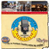Logo of radio station Sur la route de Mirande ! La radio