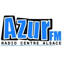 Logo of radio station Azur FM - Colmar