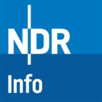 Logo of radio station NDR Info - Hamburg