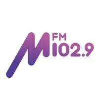 Logo of radio station 102.9 Quebec