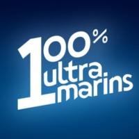 Logo of radio station 100% Ultramarins
