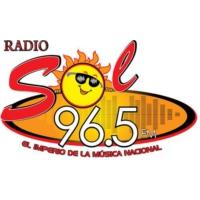Logo de la radio Radio Sol 96.5