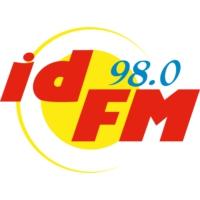 Logo of radio station idFM 98FM Radio Enghien