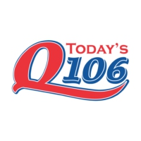 Logo of radio station WWQM Today's Q106