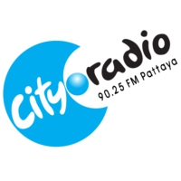 Logo de la radio City Radio Pattaya