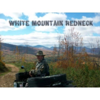 Logo of radio station White Mountain Redneck