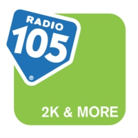 Logo of radio station Radio 105 2k & More!